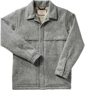 Filson Lined Wool Cape Coat - Men's