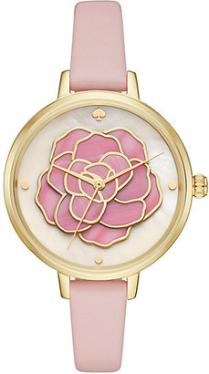 Metro rose watch $250 thestylecure.com