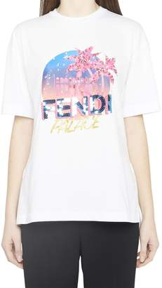 Fendi 'fendi Palace' T-shirt