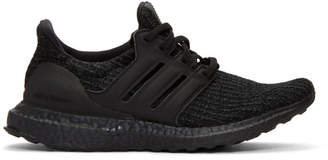 adidas Black UltraBOOST Sneakers