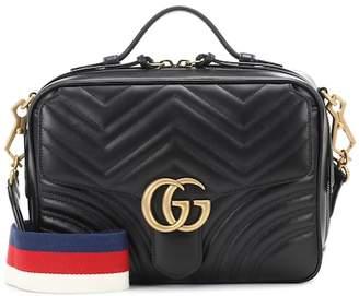 Gucci GG Marmont matelassé leather bag