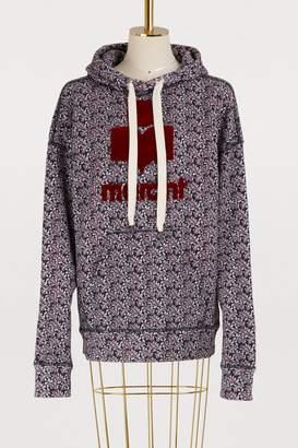 Etoile Isabel Marant Mansel cotton hoodie