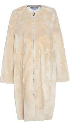Bogner Sport Saide Shearling Coat Size: 4