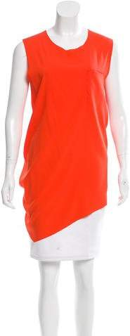 3.1 Phillip Lim 3.1 Phillip Lim Asymmetical Sleeveless Top