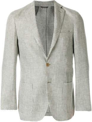 Loro Piana casual buttoned blazer