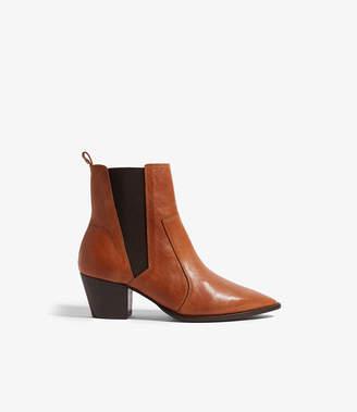 019e19f15a ... new style fb5cc 4c6df at Karen Millen · Karen Millen Above-Ankle Boots  ...