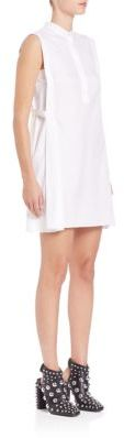 Alexander Wang T by Alexander Wang Cotton Twill Shirtdress