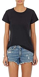 Rag & Bone Women's Cotton Crewneck T-Shirt - Black