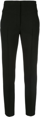 Akris Punto high rise tapered trousers