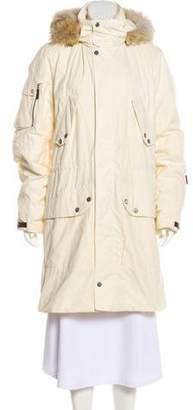 Ralph Lauren RLX by Fur-Trimmed Hooded Coat