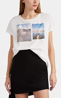 NSF Women's Savage Cotton Jersey T-Shirt - White