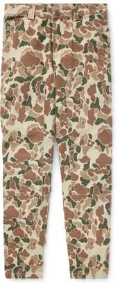 Ralph Lauren Camo Cotton Carpenter Pant