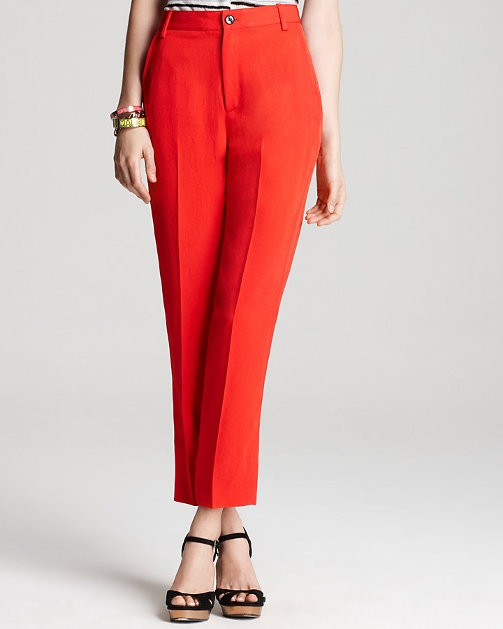 MARC BY MARC JACOBS Clark Twill Pant