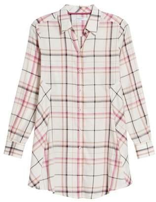 Foxcroft Cici Plaid Shirt
