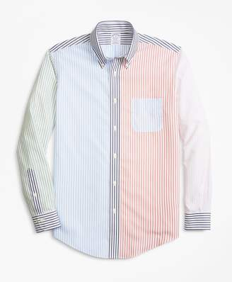 Brooks Brothers Non-Iron Regent Fit Fun Stripe Sport Shirt