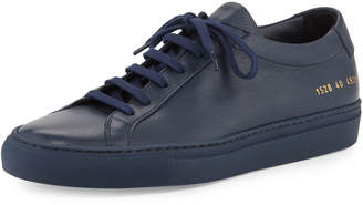 ae2e87bbf2138 Common Projects Achilles Leather Low-Top Sneaker