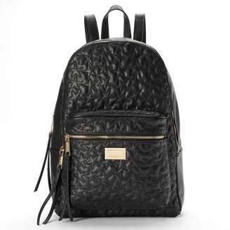 Juicy Couture Quilted Stars Dome Backpack $99 thestylecure.com
