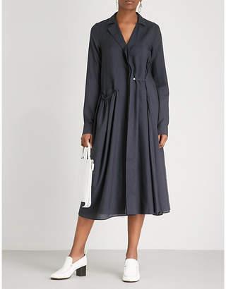 Jil Sander Fattore wool dress