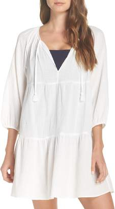 J.Crew Tiered Beach Tunic