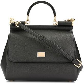 Dolce & Gabbana top handle shoulder bag