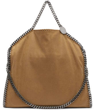 Stella McCartney Tan Small Falabella Tote