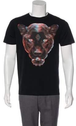 Marcelo Burlon County of Milan Rufo Crew Neck T-Shirt