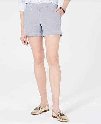 Tommy Hilfiger Striped Chino Shorts