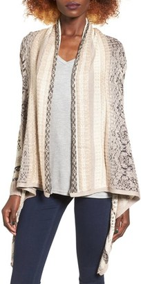 Billabong Winter Wonderland Cardigan $69.95 thestylecure.com