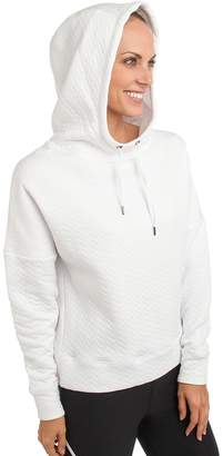 Spalding Women's Quilted Yoga Hoodie