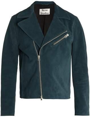 Acne Studios Axl suede jacket