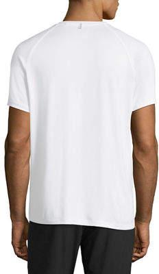 Pe360 Men's Crewneck Short-Sleeve Active Jersey T-Shirt