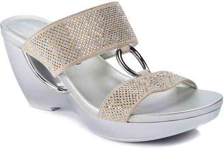 f4dd0ef8751 Andrew Geller Silver Women s Shoes - ShopStyle