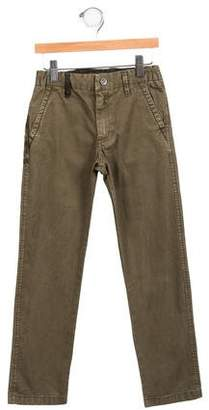Diesel Boys' Embroidered Pants w/ Tags