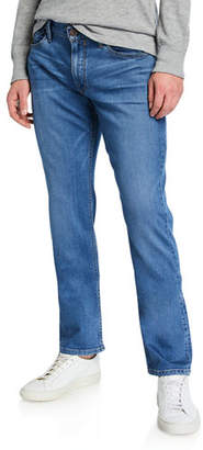 Paige Men's Normandie Straight-Leg Denim