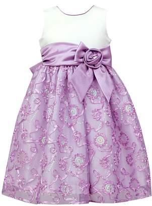 Jayne Copeland Soutache Bow Dress