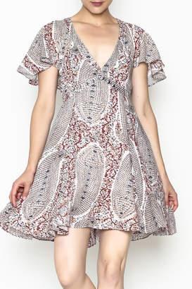 Anama Woven Dress
