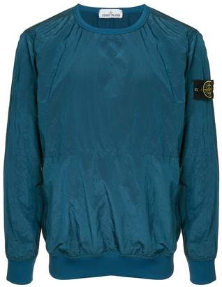 Stone Island loose fitted sweatshirt