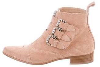 Tabitha Simmons Early Suede Boots