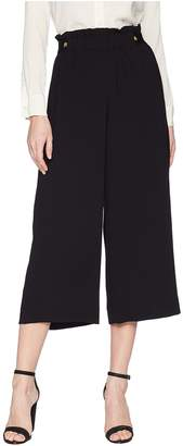 Vince Cinched Waist Culottes Women's Casual Pants