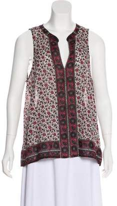 Soft Joie Casual Printed Blouse