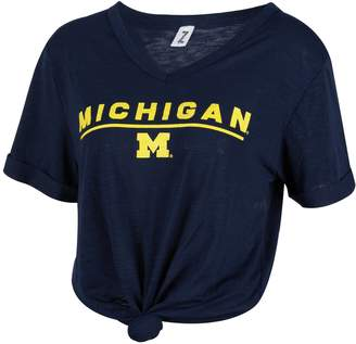 NCAA Zoozatz Women's Michigan Wolverines Juke Top
