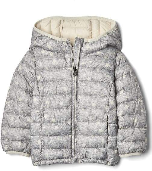GapColdControl Lite puffer quilted jacket
