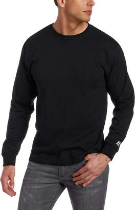 Russell Athletic Men's Basic Cotton Long Sleeve Tee