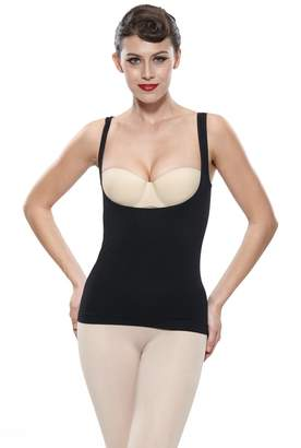 f69bccb40d Your Own Franato Women s Shapewear Wear Bra Torsette Tank Top Vest
