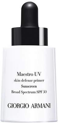 Giorgio Armani Maestro UV Skin Defense Primer Broad Spectrum SPF 50
