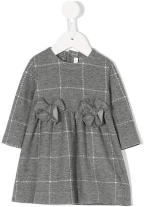 Il Gufo checkered dress
