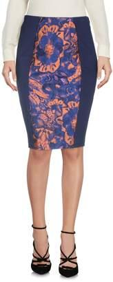 Pinko Knee length skirts - Item 35371803HH