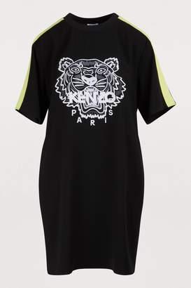 Kenzo Tiger cotton dress