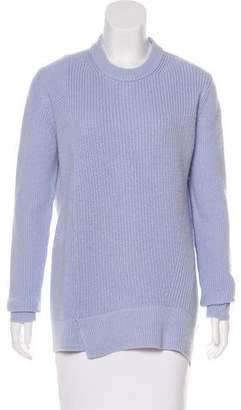Proenza Schouler Cashmere-Blend Rib Knit Sweater
