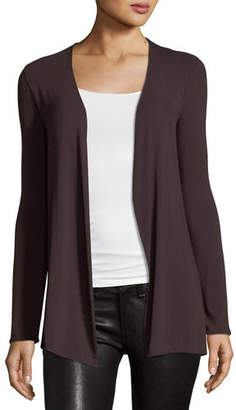 Majestic Soft Touch Open-Front Cardigan
